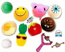 Ja-Ru Squeeze Crush Splat Ball Stretch Stress Relief Venting Hand Wrist Toy