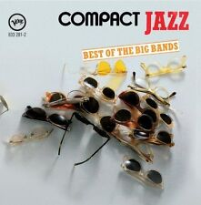 Compact Jazz-Best of the Big Bands (Verve, 1987) Benny Goodman, Count Bas.. [CD]
