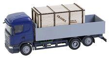 Faller 161597 LKW Scania R 13 HL Pritsche mit Holzkiste