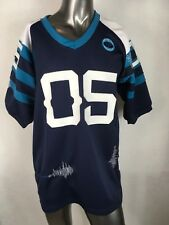 Fubu Official Collection Throw Back 1992 Vintage League 05 Football Jersey Sz L