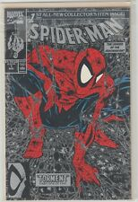 Spiderman #1 August 1990 Todd McFarlane Black/Grey Cover NM or Better