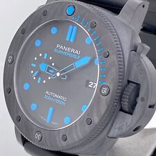 Panerai SUBMERSIBLE CARBOTECH™ 47mm  Watch PAM 1616 - PAM01616 - Brand New !