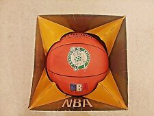 Wilson Official B1342 Nba Boston Celtics Basketball- Vintage New In Box
