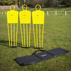 NEW Precision Football Free Kick Mannequin - Training Equipment Junior/Senior