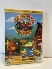 Tractor Tom - A Job For Buzz (DVD, 2007) Pre Owned Well Used