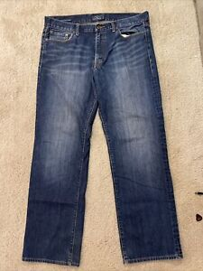 Lucky Brand Jeans 361 Vintage straight Denim Men's Size 36 x 32