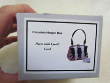 Midwest of Cannon Falls Phb: Purse with Credit Card ~ Mib!