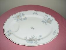 "AUCLAIR by HAVILAND LIMOGES Porcelain France SERVING PLATTER 13-3/4"" X 10"""