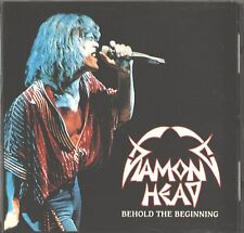 CD Import - Diamond Head - Behold The Beginning - UPC 5016681216529 - 9 Tracks