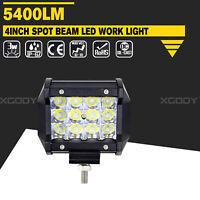 """4"""" 36W LED Arbeitsscheinwerfer For SUV ATV UTE 12V Offroad Lichter Lichtbalken"""