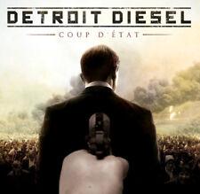 Detroit Diesel Coup d'Etat CD 2012