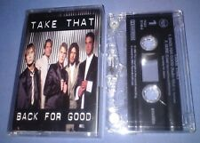 TAKE THAT BACK FOR GOOD cassette tape single