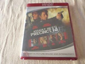 Assault on Precinct 13 HD DVD Region Free Ethan Hawke  Laurence Fishburne