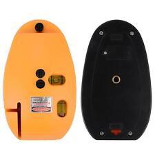 LV09 2 Laser Lines Laser Horizontal Level Mouse Measuring Ruler Tool New DF