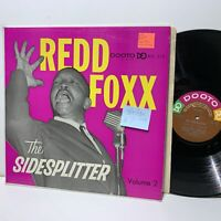 Redd Foxx The Sidesplitter Vol 2- Dooto 270 Comedy VG/VG+-/VG++
