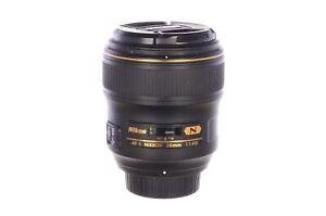 Nikon 35mm f1.4 AF-S G N lens, superb condition! 6 month guarantee