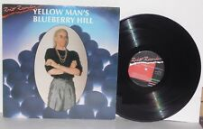 Yellowman's Blueberry Hill LP 1987 Rohit Canadian Press Vinyl Dancehall Reggae