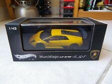 Lamborghini Murciélago LP 670-4 Sv T6934 Mattel Elite Hotwheels 1/43 Miniatura