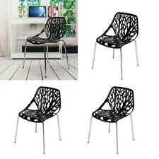 4pcs/set Dining Chairs Modern Side Style Room Furniture Lounge Seat New