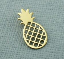 9ct Yellow Gold Pineapple Pendant / Charm