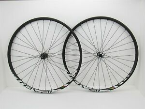 "29"" Specialized Roval Control SL Carbon Wheel Set, 9mm Front, 10x135mm Rear"