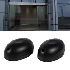 2x Einweg Lichtschranke Durchgangsmelder IR Infrarot Sensor Alarm Torantrieb GHS