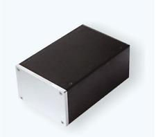 Full Aluminum PSU chassis preamp box amp Enclosure DAC case 140*90*209mm