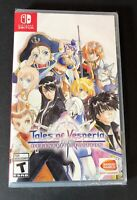 Tales of Vesperia [ Definitive Edition ] (Nintendo Switch) NEW