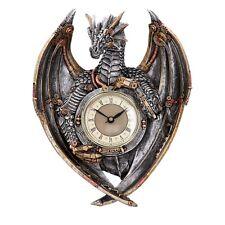Nemesis Now - GOTHIC DRAGON WALL CLOCK - Dracus Horologium