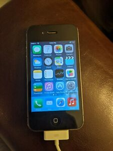 Apple iPhone 4 - 8GB - Black - Model MD439LL/A