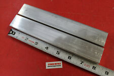 "2 Pieces 3/4"" X 1-1/4"" ALUMINUM 6061 FLAT BAR 8"" long Extruded Solid Mill Stock"
