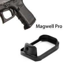 Magorui Aluminum Compact Pro Magwell for Glock 19 23 32 38 GEN 3 / 4