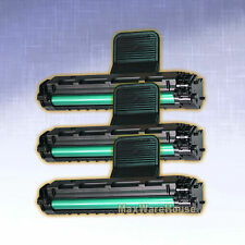 3PK Compatible Toner ML-1610 ML-1610D2 for Samsung ML-1615 ML-2010