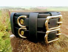 "BC20 Handmade Biothane® Dog Collar Lurcher/Greyhound/Bull Cross 15""-20"""