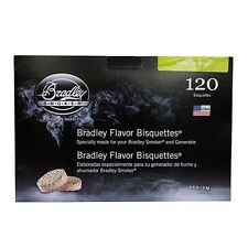 Bradley Technologies Smoker Bisquettes Apple (120 Pack) Btap120