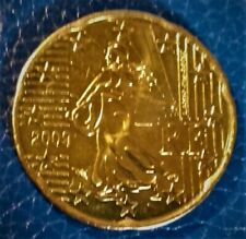 Pièces euro de la France Année 2009 20 Euro