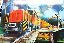 LGB 21990 Locomotive Set with Transformer and Gleiskreis Gauge G Boxed