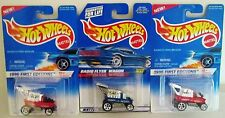 Hot Wheels Die Cast Cars Lot Radio Flyer Wagon 1996 First Editons #837 #374