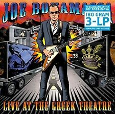 Joe Bonamassa Live at The Greek Theatre Vinyl 3lp