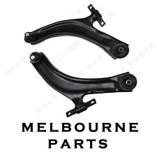 2 x Nissan Xtrail X-Trail T31 ST ST-L 11/07-02/14 Front Lower Control Arms 1