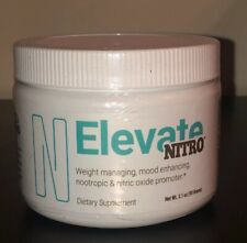 ELEVATE NITRO INFUSED SMART COFFEE 30 Day Supply  3-5 Day Delivery!