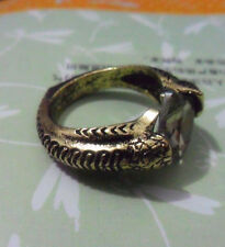 Harry Potter Horcrux silver Ring Special price spot goods collection