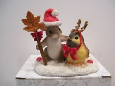 Charming Tails Christmas 87/206 My Little Chick-A-Deer