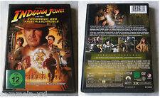 Indiana Jones Königreich des Kristallschädels . DVD TOP