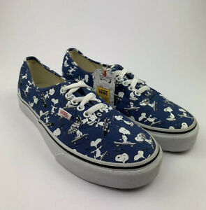Vans Authentic Sneaker Snoopy Edition Peanuts by Schulz Schuhe Skate Comic