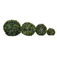 Plante Artificielle Boule Topiaire Arbre Buis Mariage Décor Extérieur V FE