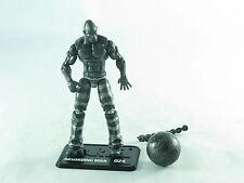 """Variante de metal hombre Marvel Universo absorbente, figura de 4"""""""