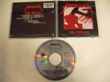 METALLICA  Kill Em All  CD Argentina