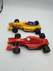 2 x Scalextric Hornby Hobbies F1 Cars For Repair