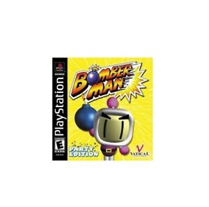 Bomberman Party Edition - PS1